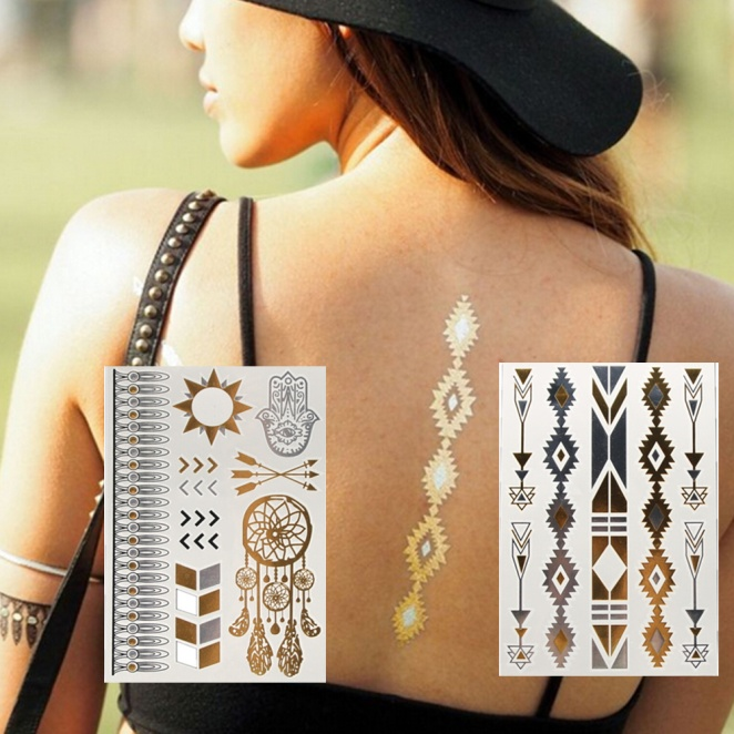 2pcarm-back-foot-temporary-tattoo-flash-tattoos-metalic-waterproof-body-fake-tattoos-stickers-body-font-b1
