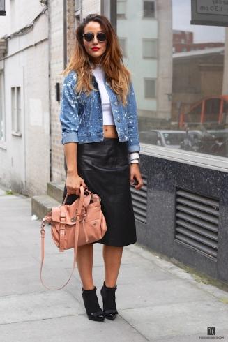 denim-jacket-street-style-leather-skirt-london-street-style-blogger